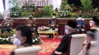 Pesan Presiden Jokowi untuk Bank Syariah Indonesia