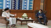 Gubernur Jabar Dengan Korsupgah KPK Bahas Aset Bermasalah