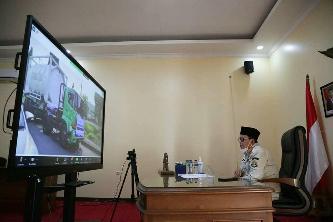 Gubernur Banten : Persoalan Oksigen Medis Terpecahkan